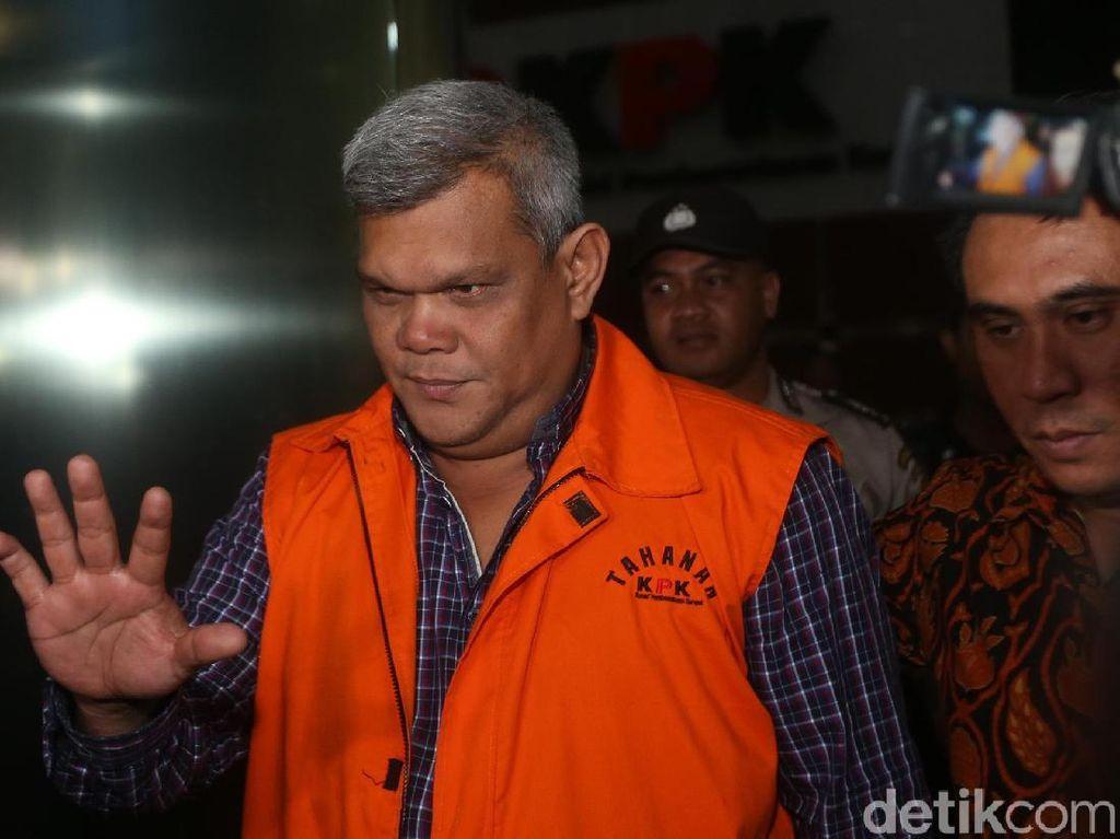 MA Sunat Vonis Panitera Korup dari PN Jaktim Jadi 2 Tahun Penjara