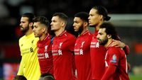 Kalah Lagi, Bisakah Liverpool Melaju ke Babak 16 Besar?