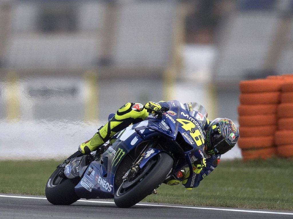 Rossi: Yamaha Harus Kerja, Kerja, Kerja