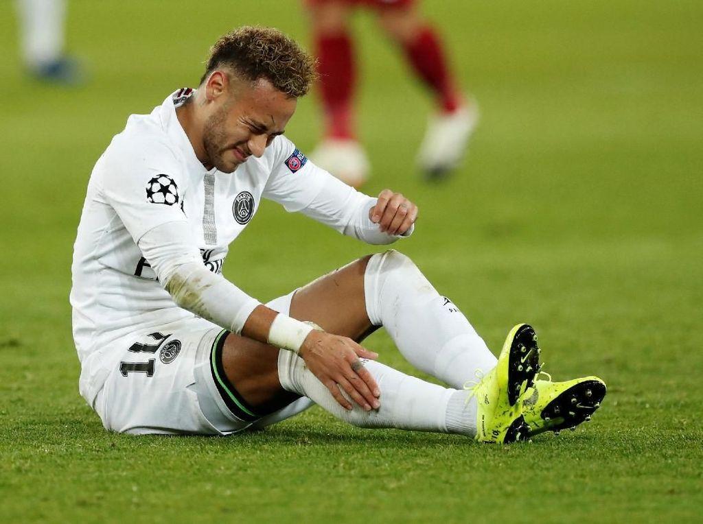 Neymar Cedera Lagi