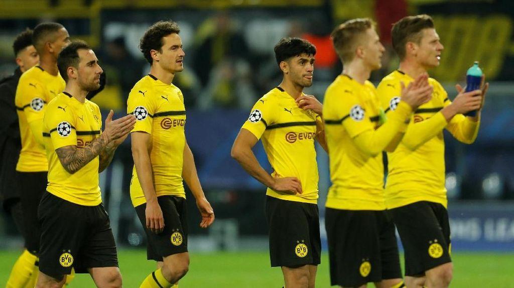 Gol-gol Dusseldorf Runtuhkan Rekor Dortmund di Bundesliga