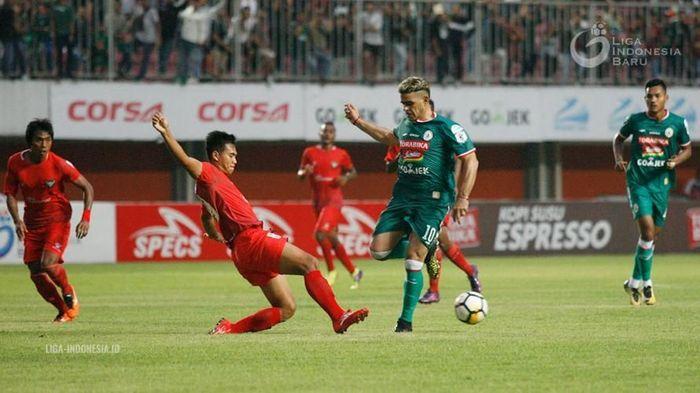 Cristian Gonzales gabung Bogor FC. (Liga Indonesia)