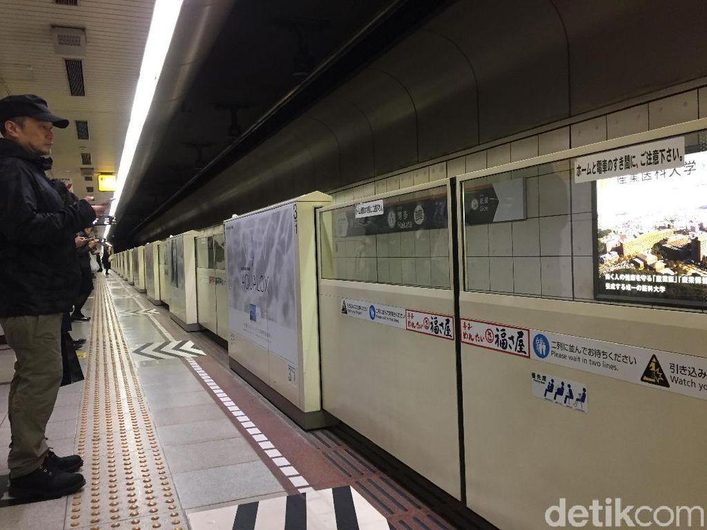 Ketika Stasiun Kereta Tersibuk di Dunia Ditaklukkan Corona