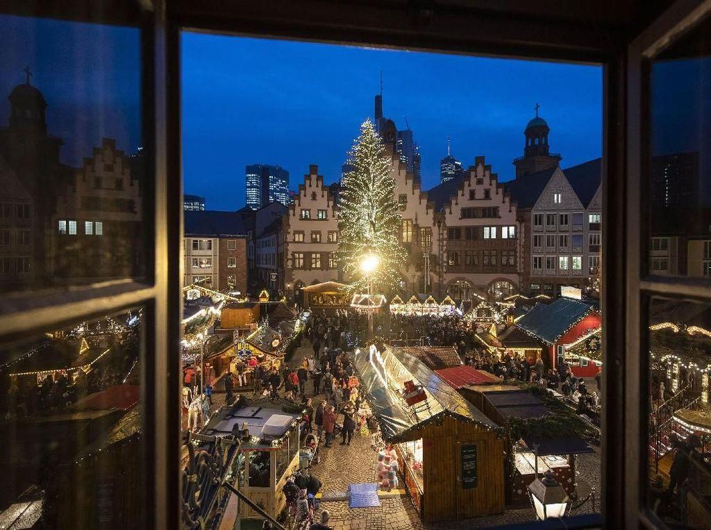 Mengunjungi Pasar Natal Tertua dan Terbesar di Jerman