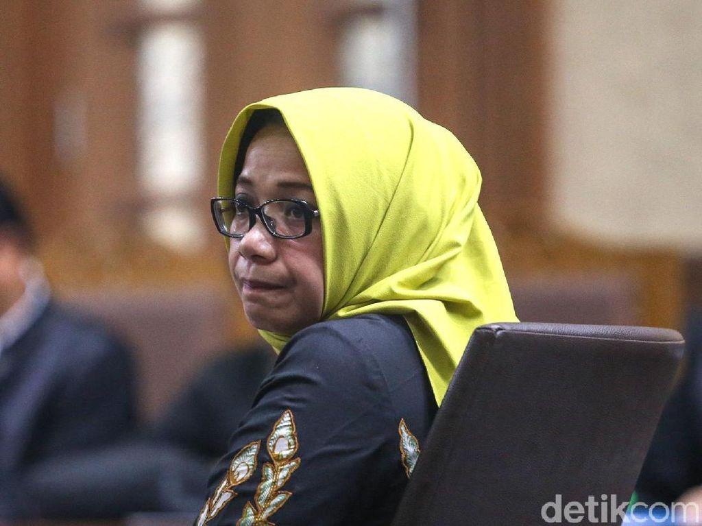 Permohonan Justice Collaborator Eni Saragih Juga Ditolak Hakim