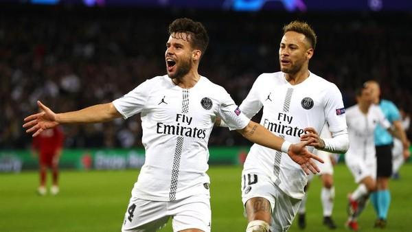 MU vs PSG: Les Parisiens Menghadapi Catatan Buruk