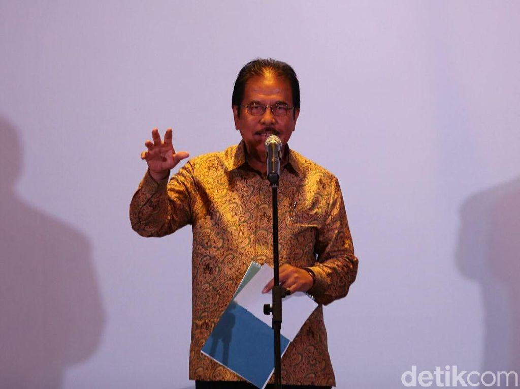 Menteri ATR Buka Pameran Rumah Rp 135 Jutaan di JCC