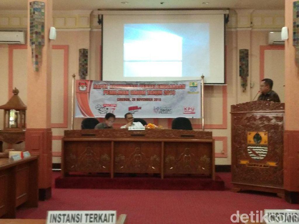 KPU Cirebon Catat 134 Orang Disabilitas Mental Masuk DPT