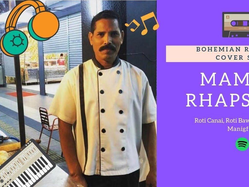 Kocak! Parodi Bohemian Rhapsody dengan Menu Makanan Malaysia
