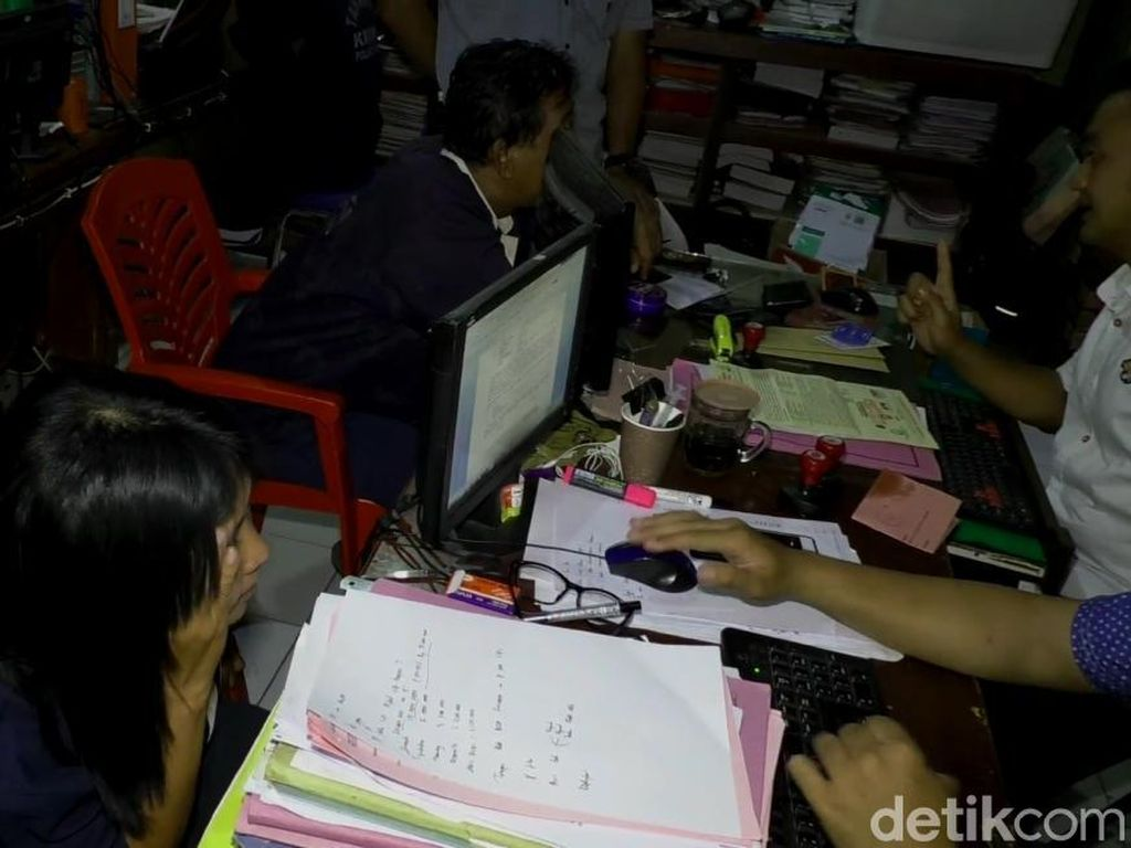 Peras Kepsek Ratusan Juta, 5 Oknum Wartawan di Pemalang Ditangkap