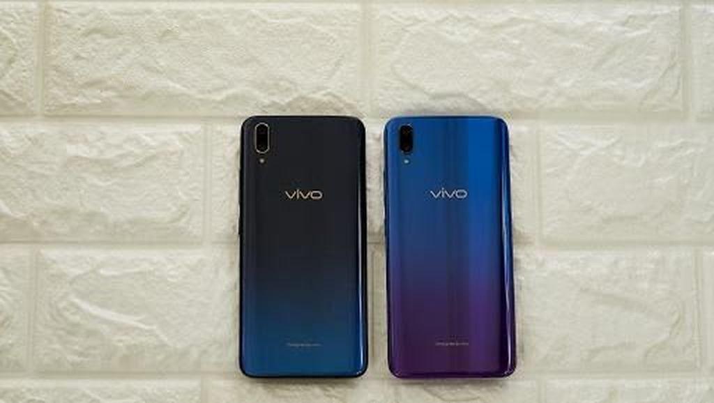 Audio Smartphone Vivo V-Series Mantap, Software Ini Rahasianya