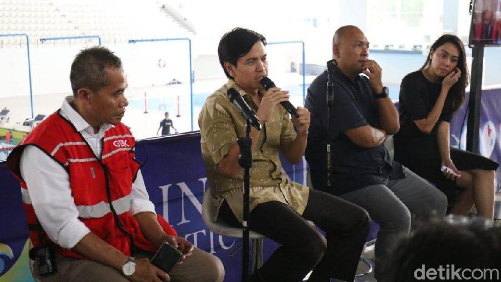 Kejuaraan Akuatik Indonesia Open Digeber Desember