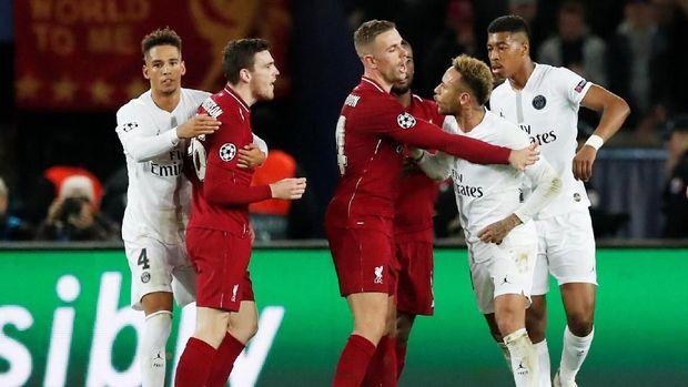 Liverpool tampil lebih dominan di babak kedua, namun tidak bisa menambah gol.