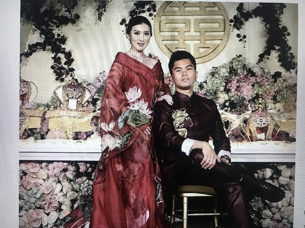 Foto: Melihat Acara Pertunangan Crazy Rich Surabayan yang Super Mewah
