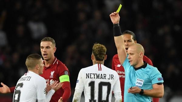 Klopp Soroti Kinerja Wasit Usai Liverpool Kalah dari PSG
