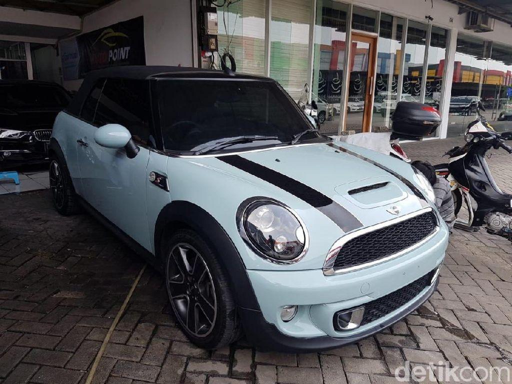 Dijual Rp 500 Juta, Begini Kondisi Mobil MINI Gisel