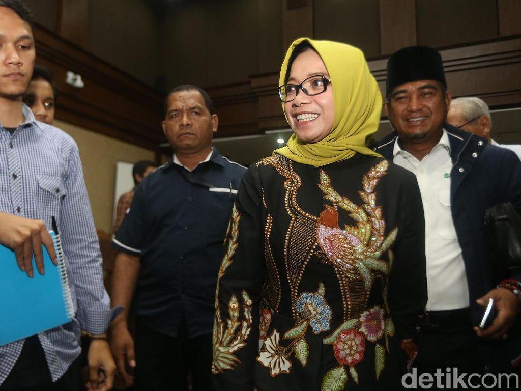 Pengacara Pastikan Eni Saragih Kooperatif di Sidang Suap PLTU Riau
