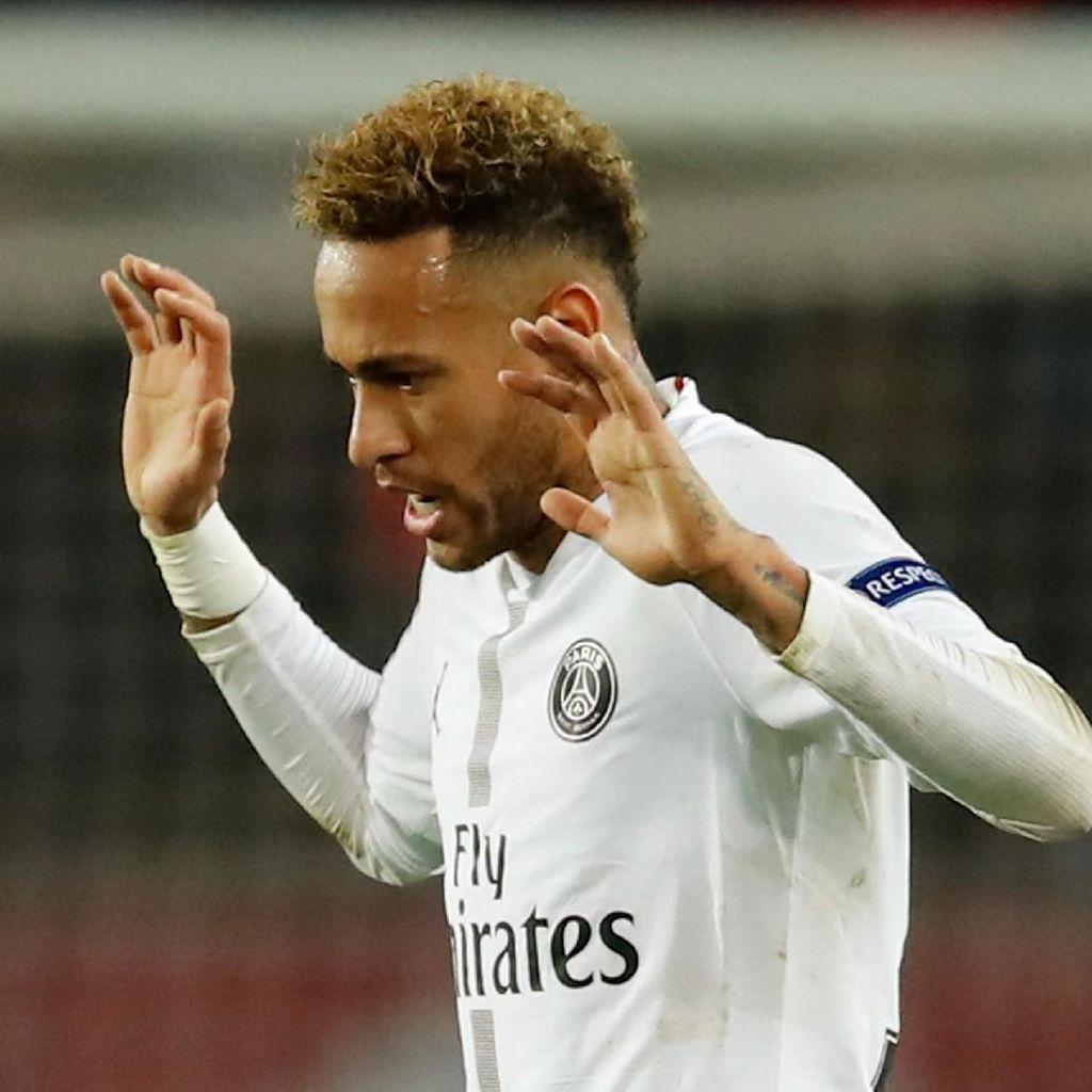 Soal Rumor Kembali ke Spanyol, Neymar: Saya Pasti Bilang Jika Ada Sesuatu