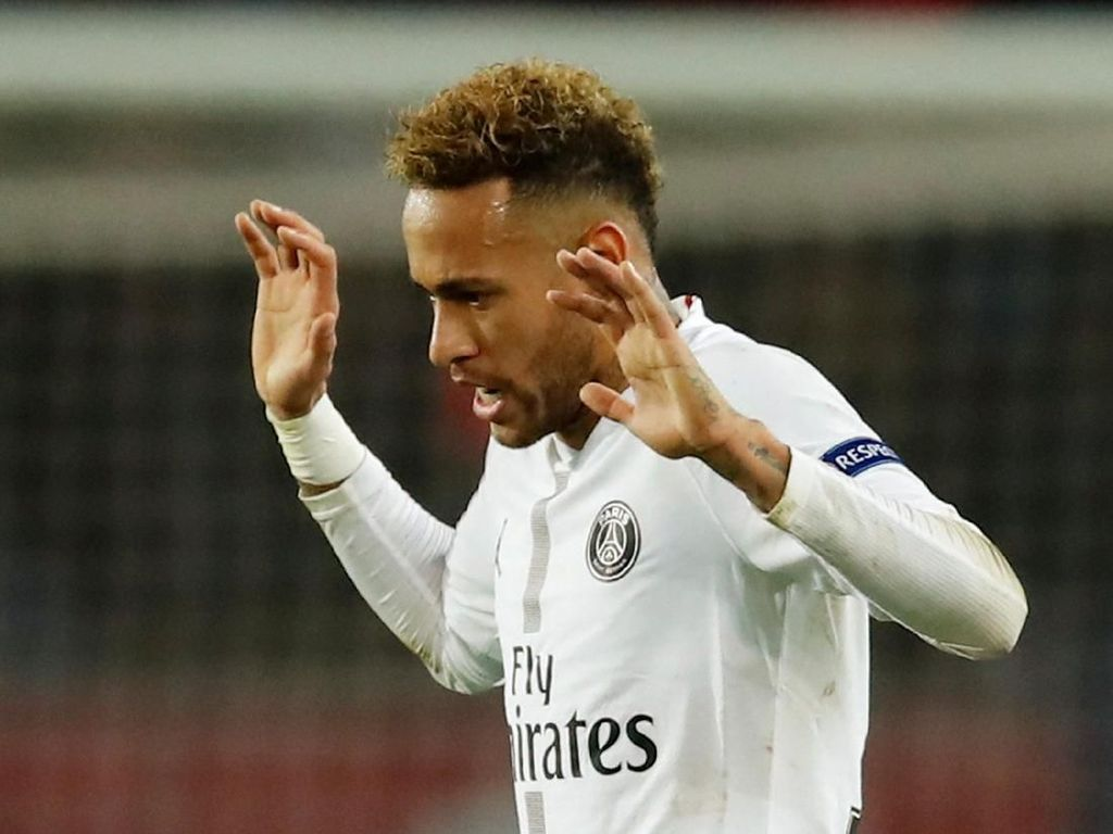 Marquinhos Amat Sangat Berharap Neymar Bertahan di PSG