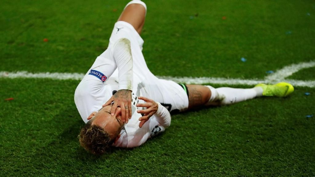 Klopp: Neymar Membuat Kami Tak Tenang
