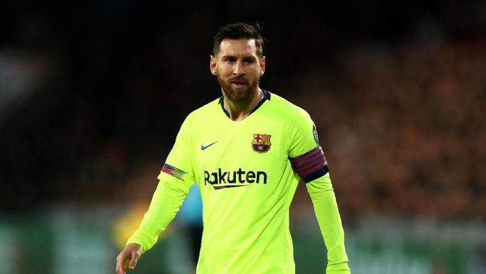 Lionel Messi sudah tahu bakal gagal menangi Ballon dOr 2018 (Getty Images)
