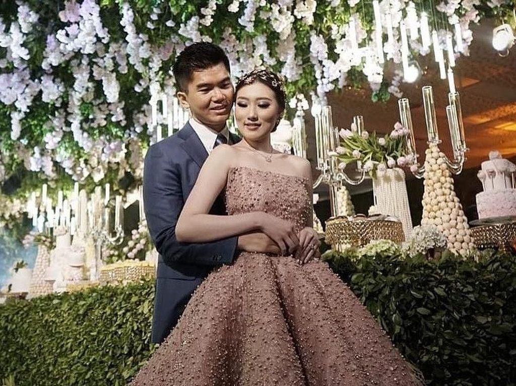 Pasangan Crazy Rich Surabayan Sempat Akan Batal Nikah Gara-gara Viral