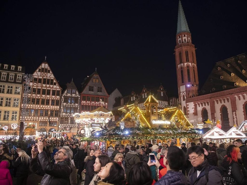 Tak Ada Pasar Natal Populer Jerman Tahun Ini