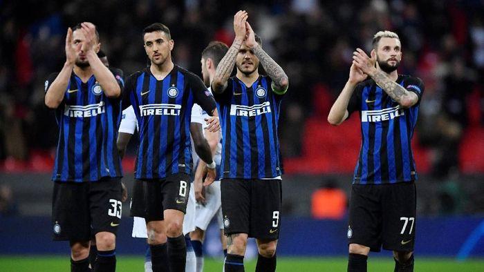 Inter Milan dianggap sebagai satu-satunya klub di Italia yang mampu menghentikan Juventus (Toby Melville/ Reuters)