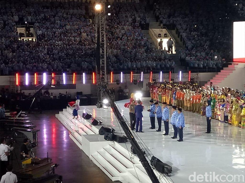 Gubernur Jawa Timur Terpilih sebagai Penasihat Terbaik Korpri