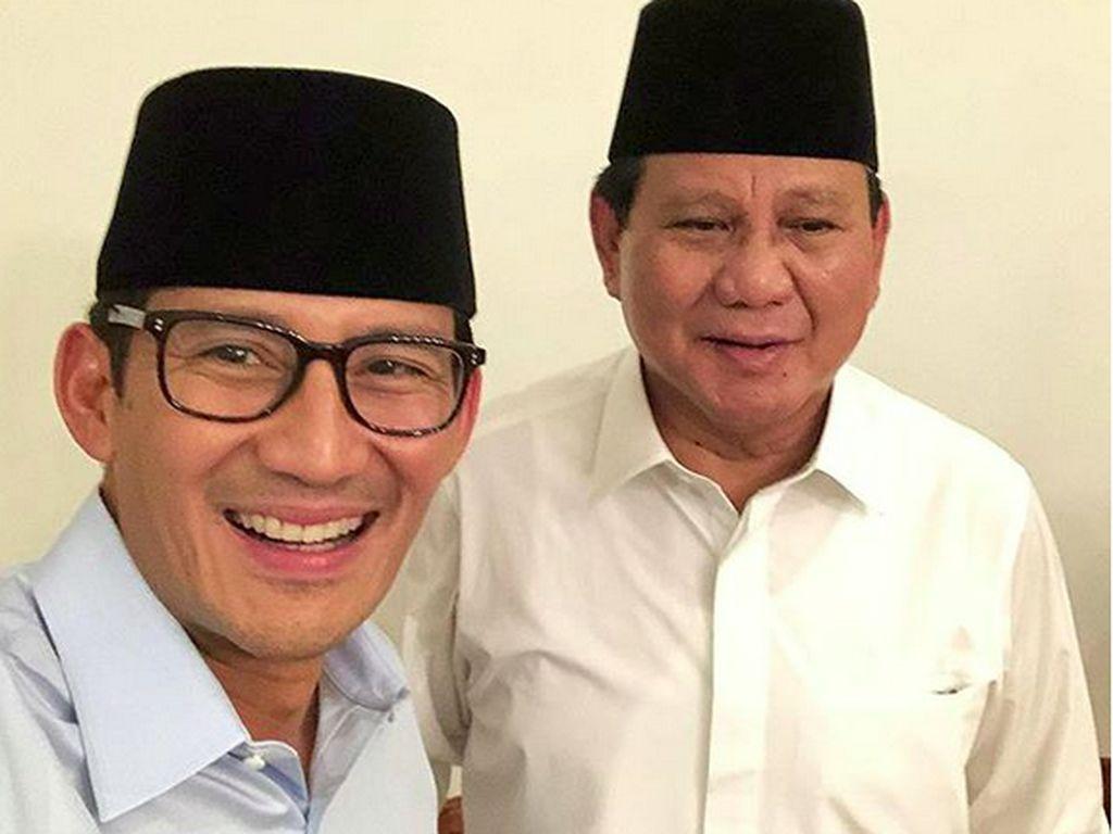 Aduan Tampang Boyolali Disetop, Sandi: Prabowo Bicara Kesenjangan