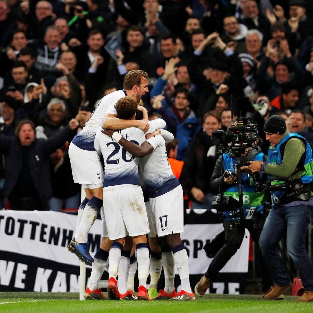 Tottenham Tak Dianggap Pesaing Juara, Pochettino Kesal