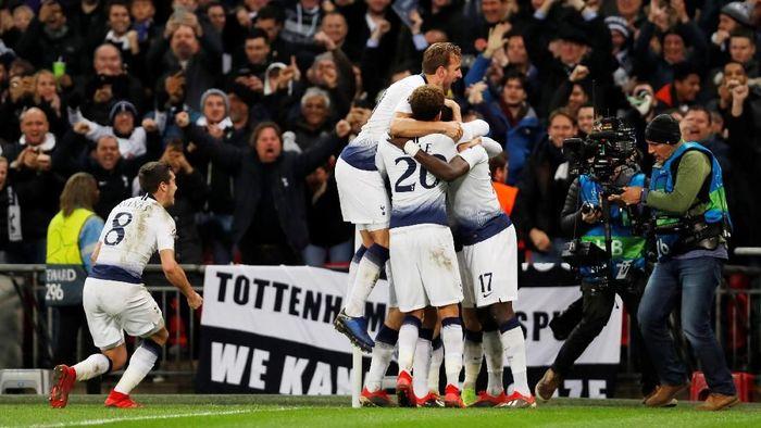 Tottenham sudah ditunggu Arsenal di laga derby London Utara di Liga Inggris akhir pekan ini (Foto: Reuters)