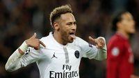 Neymar Jadi Pemain Brasil Tersubur di Liga Champions