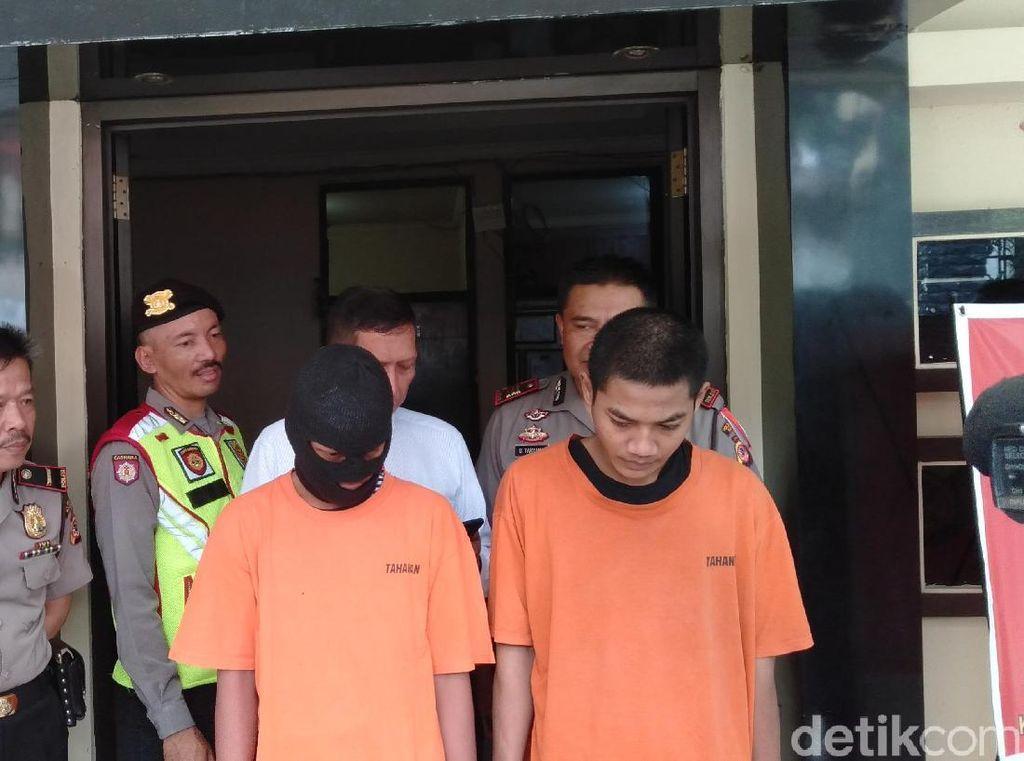 Lawan Begal Sadis, Pelajar SMA di Bandung Terseret 100 Meter