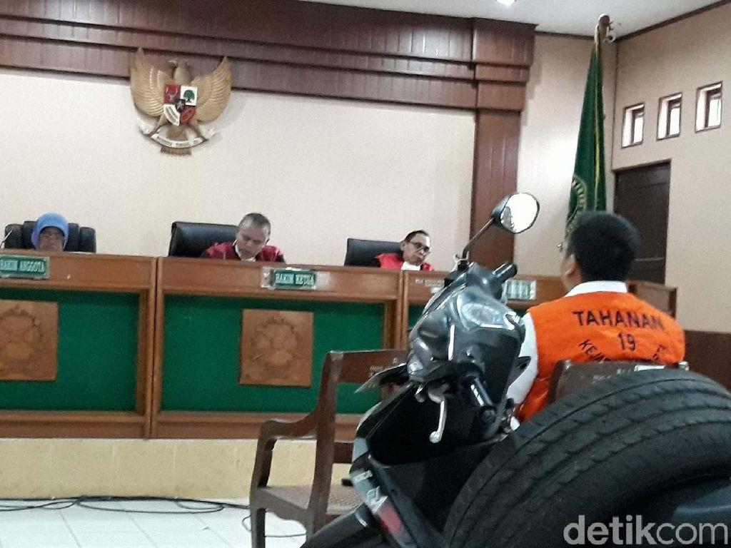 Kompensasi Rp 1,1 M dan Harapan Bebas Bos Cat Iwan Adranacus