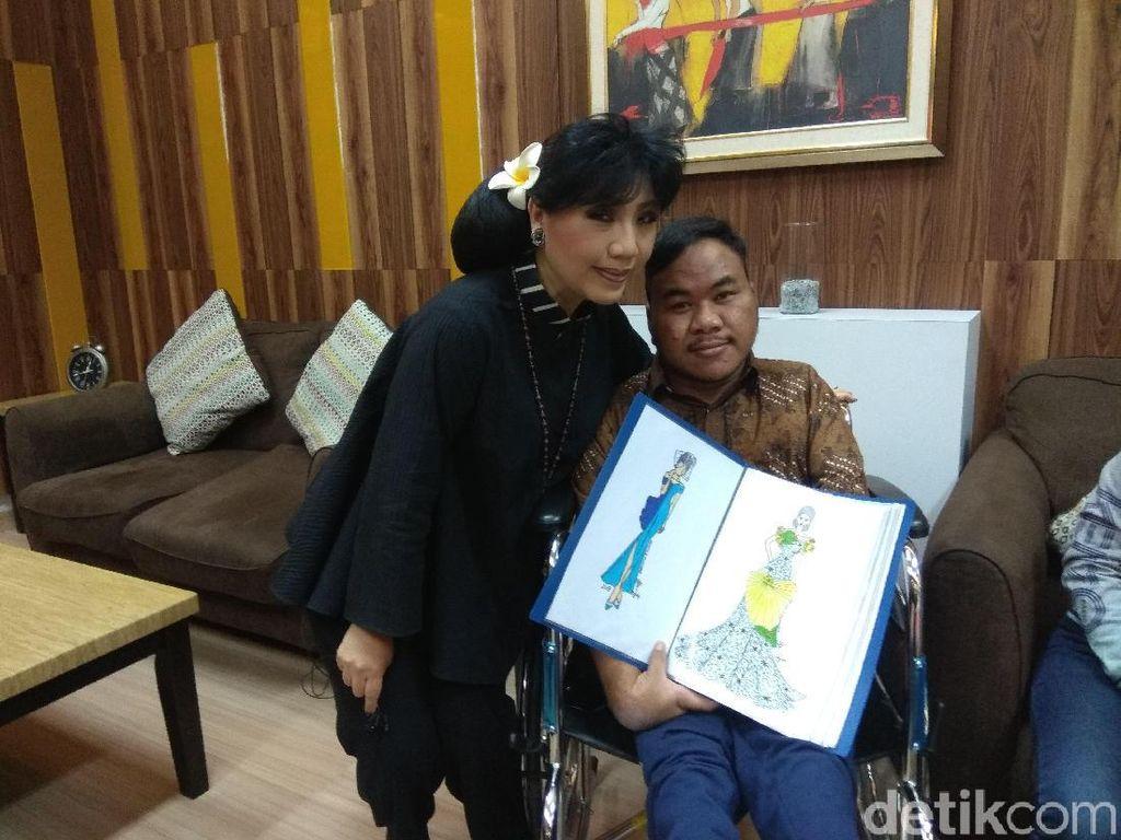 Sisi Lain Anne Avantie, Designer yang Juga Pendiri Yayasan Peduli Disabilitas