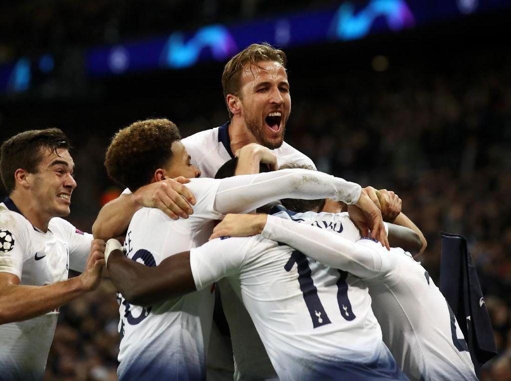 Rangkai 7 Kemenangan Beruntun saat Derby Begitu Menggiurkan Buat Tottenham