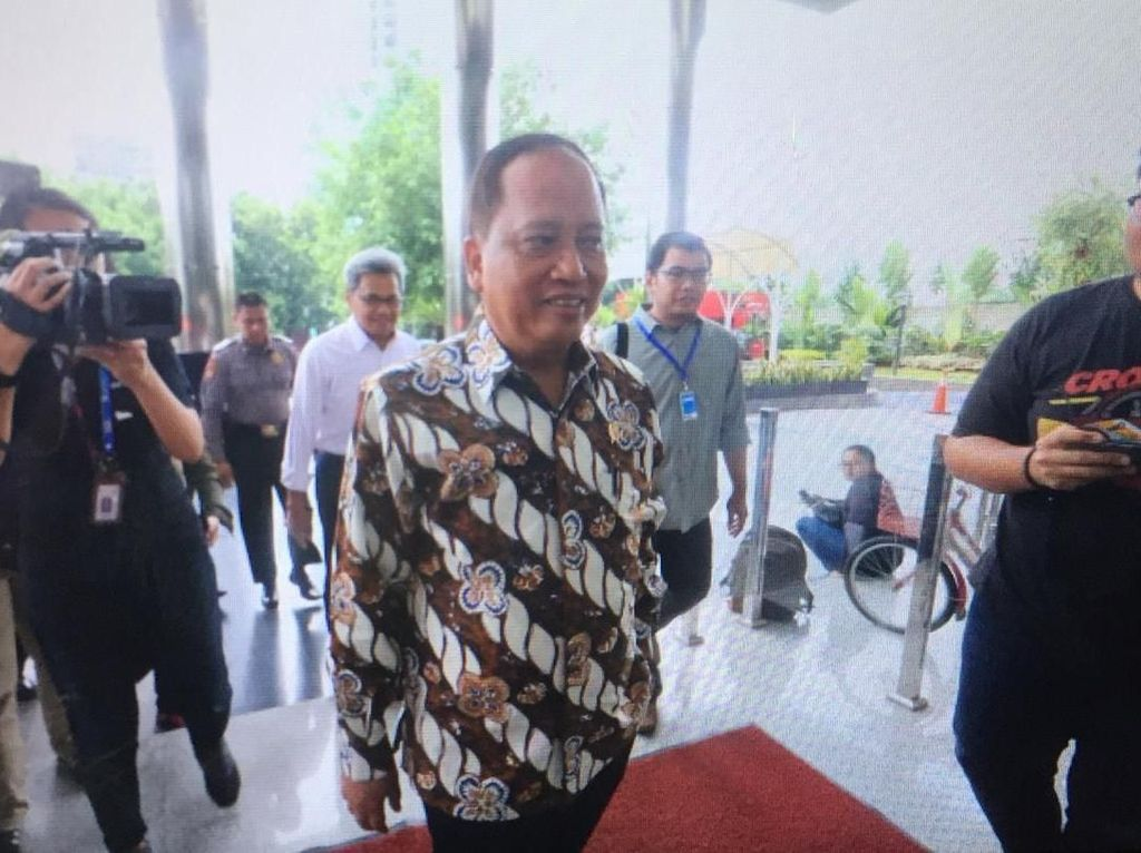 Menristekdikti-Pimpinan KPK Bahas Program Antikorupsi di Kampus