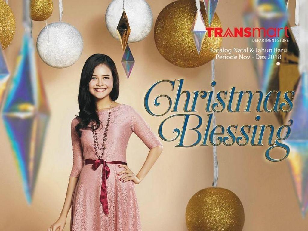 Sambut Natal dan Tahun Baru dengan Promo Spesial di Transmart