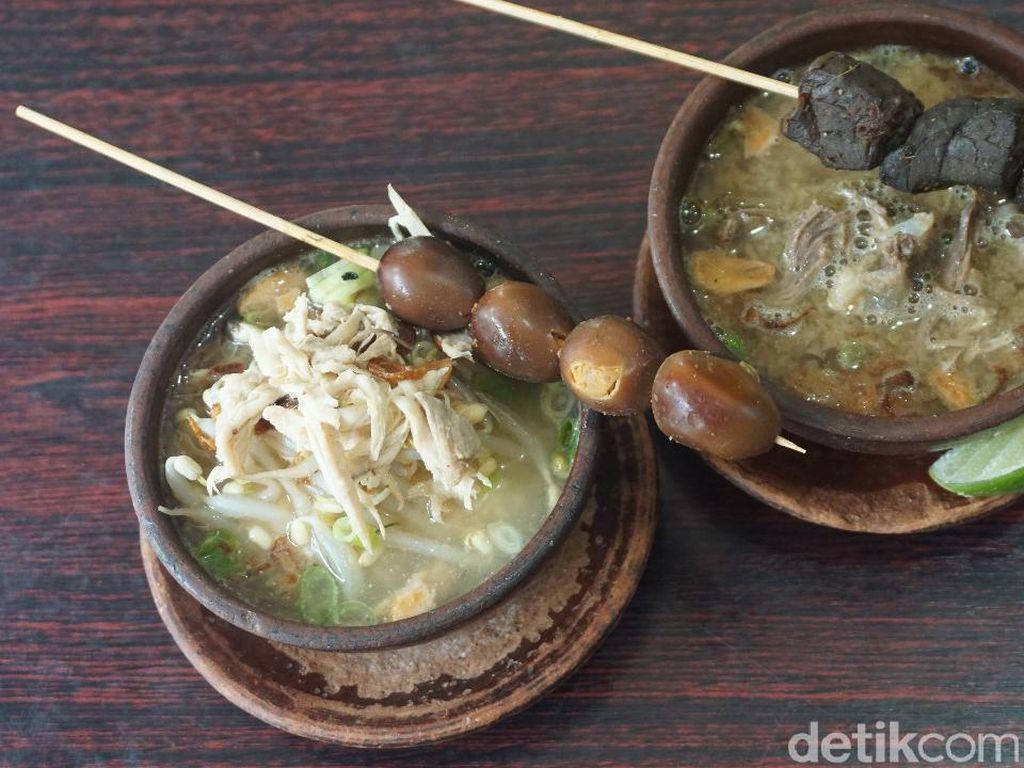 Nikmatnya Soto Kwali Daging dan Ayam Kampung Khas Solo
