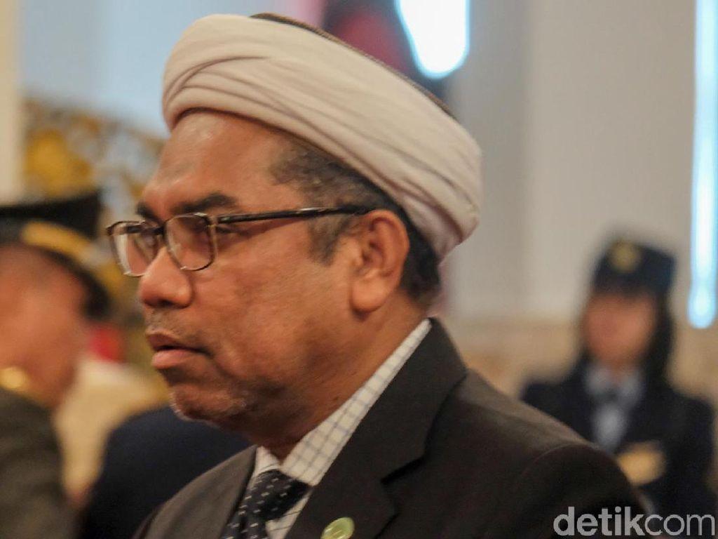 Serangan Balik Ngabalin ke Hehamahua Sebab Analogi Firaun Dibawa-bawa