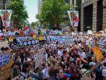Ribuan Murid Sekolah di Australia Unjuk Rasa Soal Perubahan Iklim