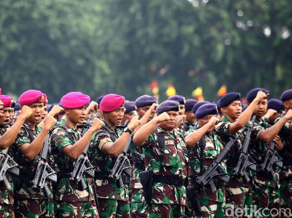 Wacana Revisi UU TNI dan Ancaman Militerisme