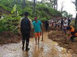 5 Kecamatan di Trenggalek Longsor, Timpa Rumah Hingga Tutup Jalan