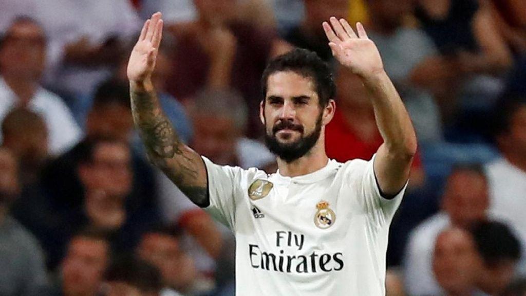 Video: Tersisih dari Madrid, Isco Mau ke Barca atau City?