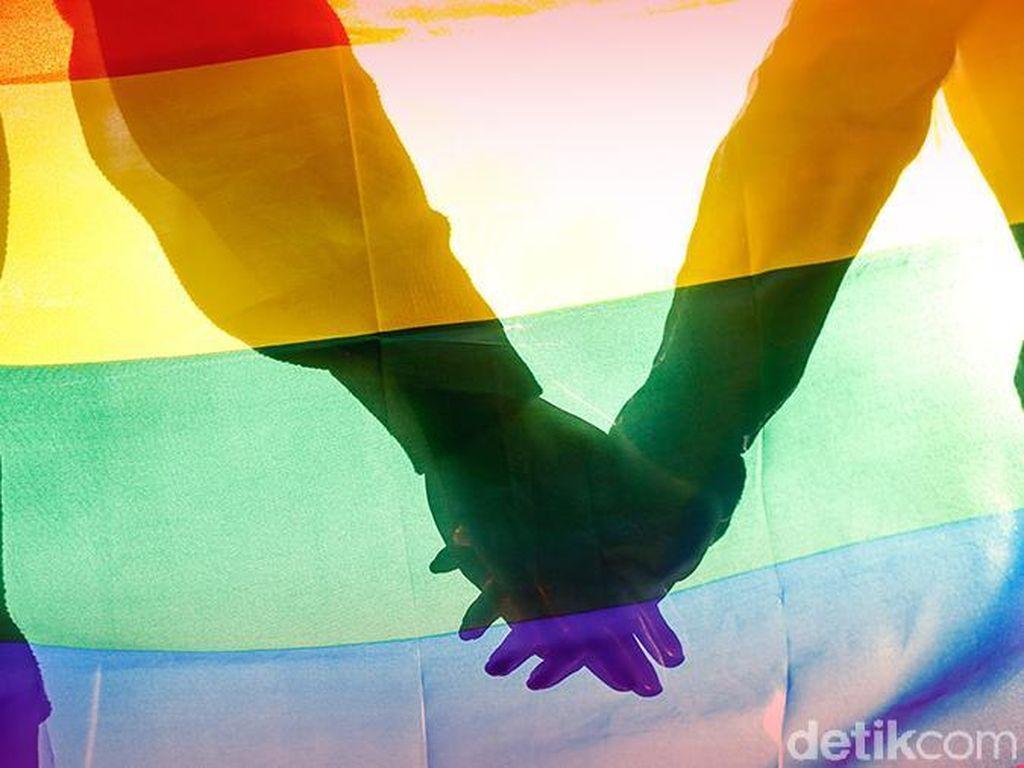 Satpol PP Datangi Vila di Seminyak yang Diduga Beri Pelayanan Khusus Gay