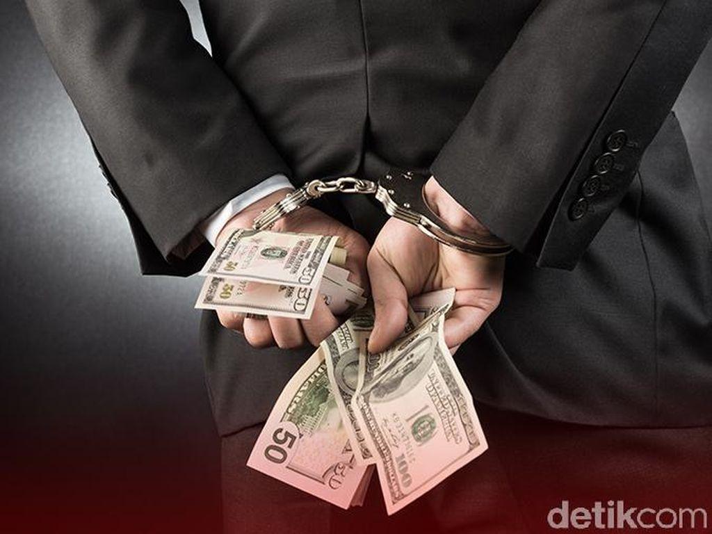 Kades di Tasikmalaya Ditangkap Pungli Uang PTSL Pada 800 Warga