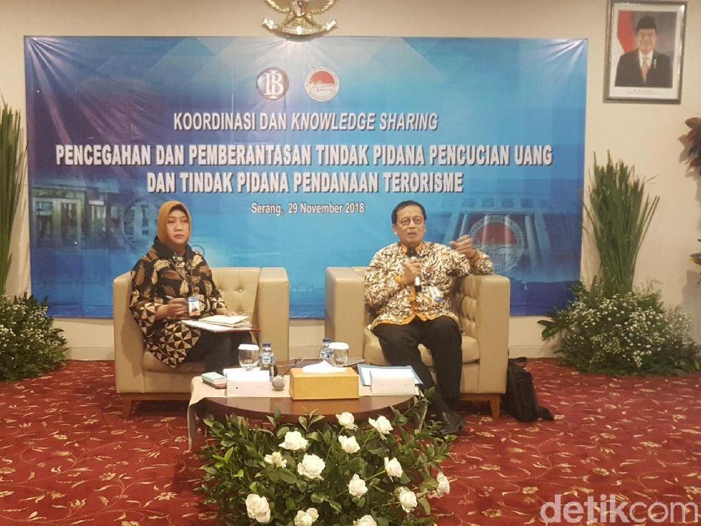 PPATK: Ada 15.458 Laporan Transaksi Mencurigakan di Banten