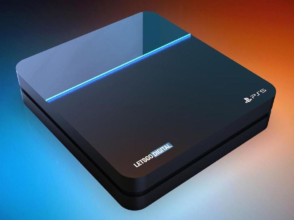 Apakah Bentuk PS5 Akan seperti Ini?