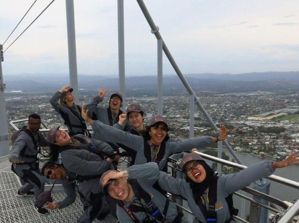 Panjat 2 Bangunan Tertinggi Australia, Mana yang Lebih Ngeri?